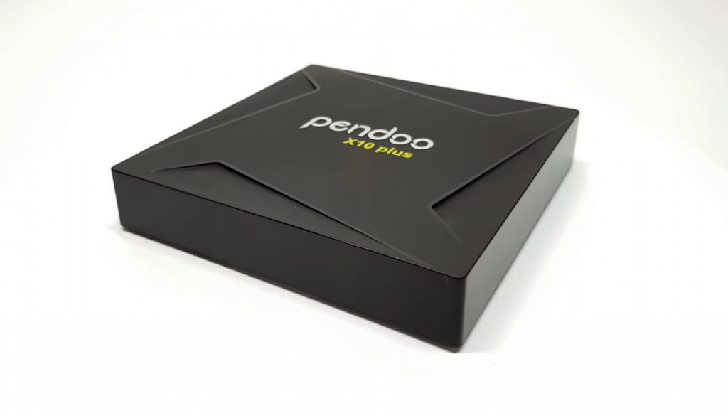 Pendoo X10 Plus device