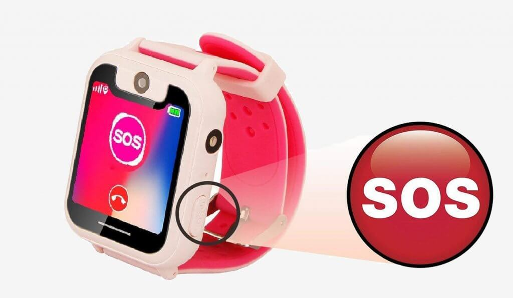 SZBXD Smart Watch For Kids SOS button