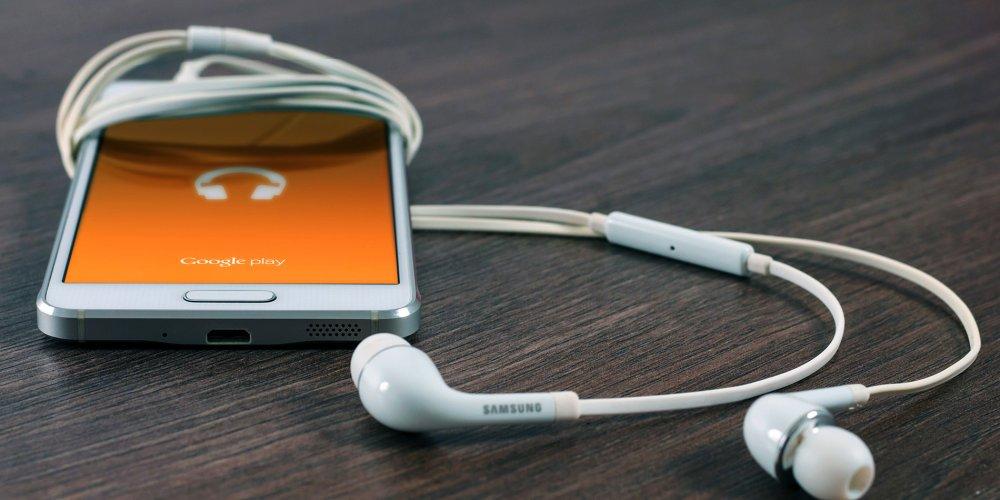 Samsung Headphones with Microphone