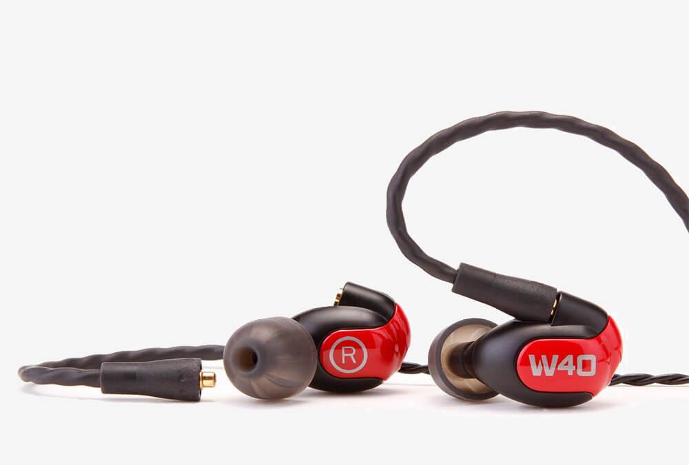 Westone W40 detachable cable