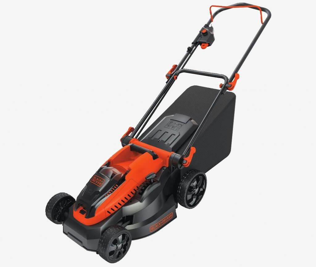 Black+Decker 16-Inch 40-Volt Cordless Lawn Mower