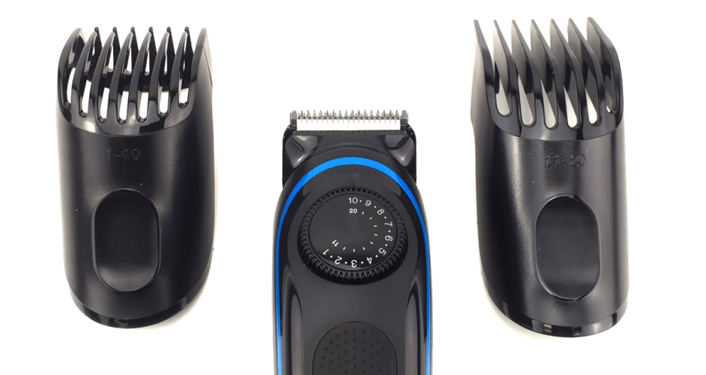 Braun BT3040 Beard Trimmer guards