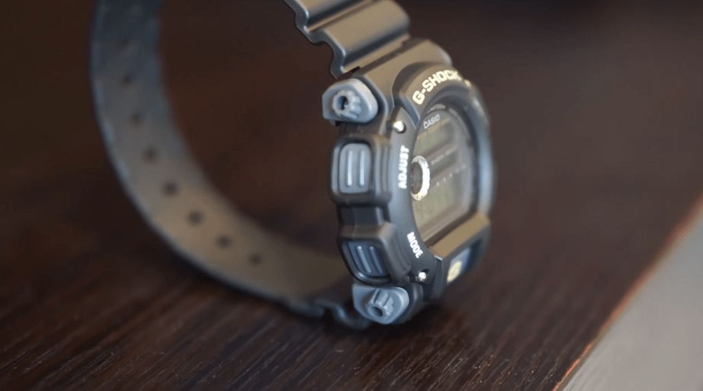 Casio G-Shock Sport Watch side