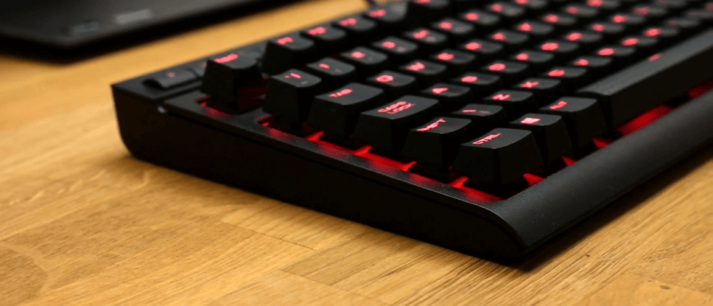 Corsair K63 in red