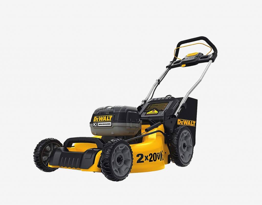 Dewalt 2×20-Volt Cordless Lawn Mower