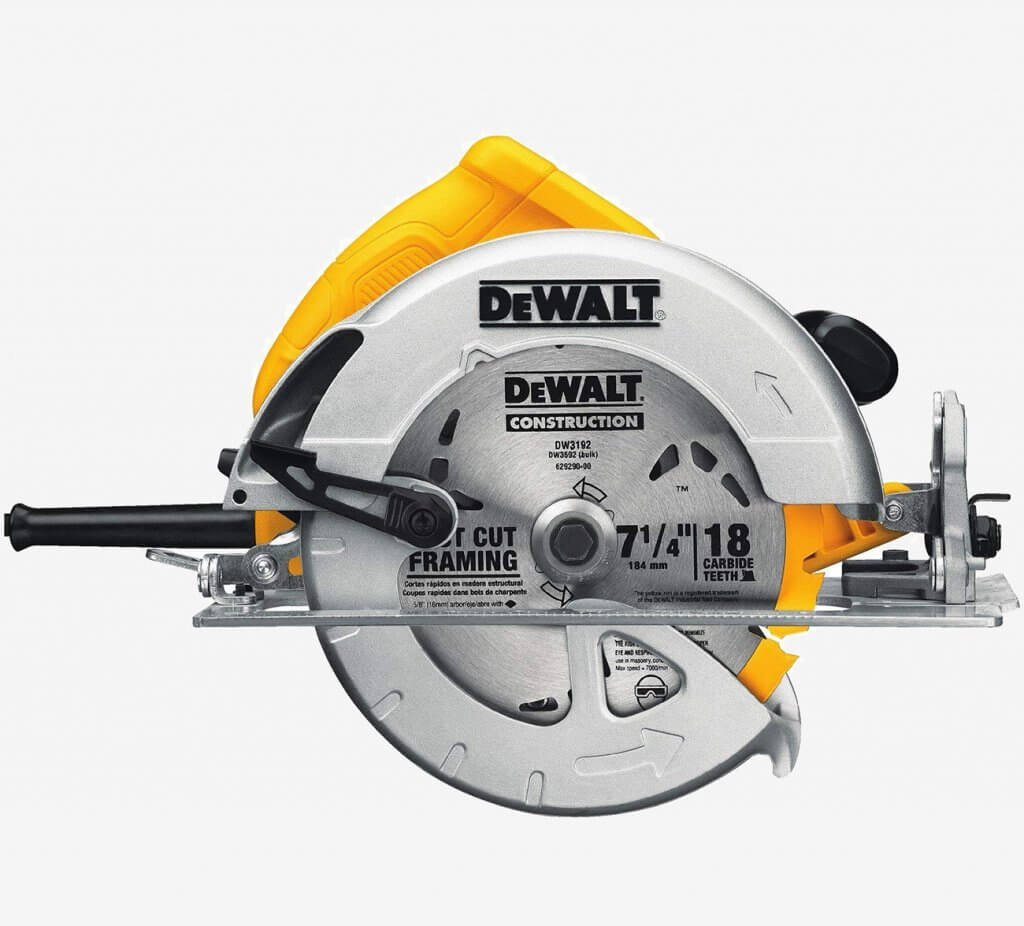 Dewalt DWE575K Lightweight Circular Saw