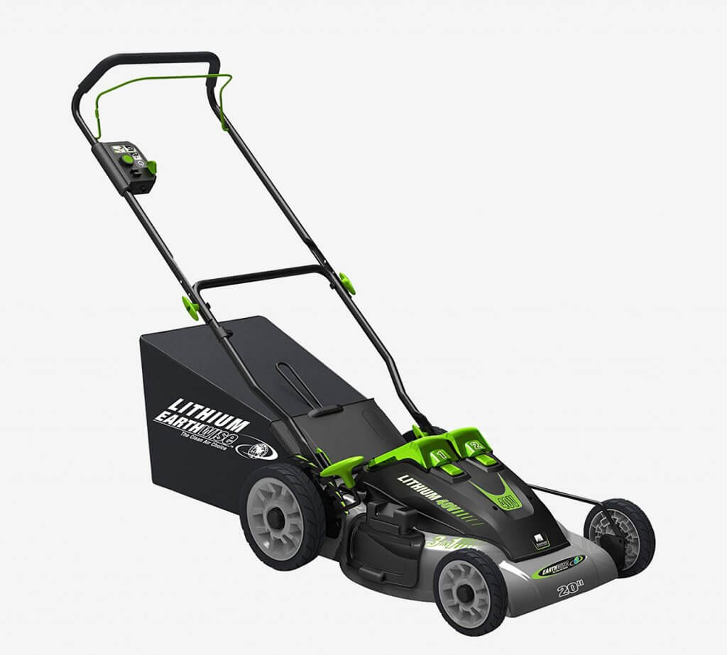 Earthwise 20-Inch Cordless Lawn Mower