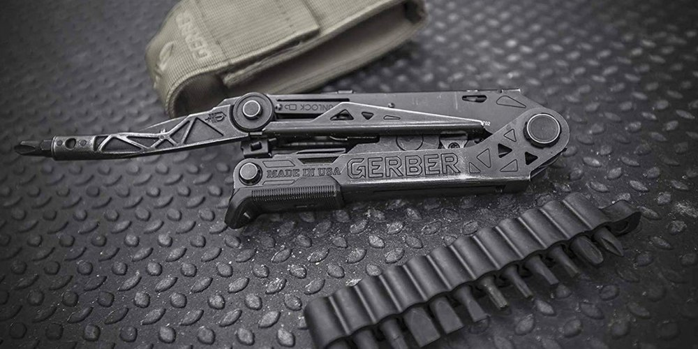 Gerber Center-Drive Multi-Tool screwdriver bits