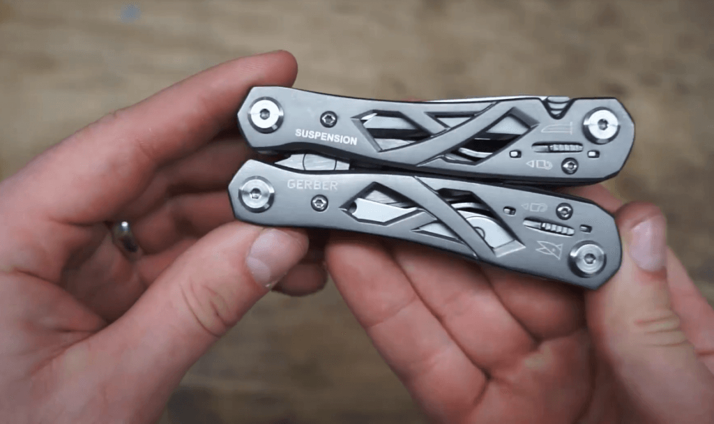 Gerber Suspension Multi-Plier Multi-Tool unboxed