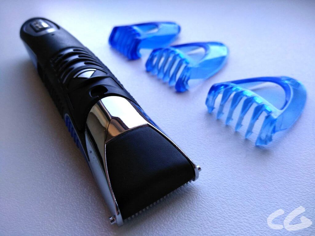 Gillette Fusion ProGlide 3-in-1 without gards on blade