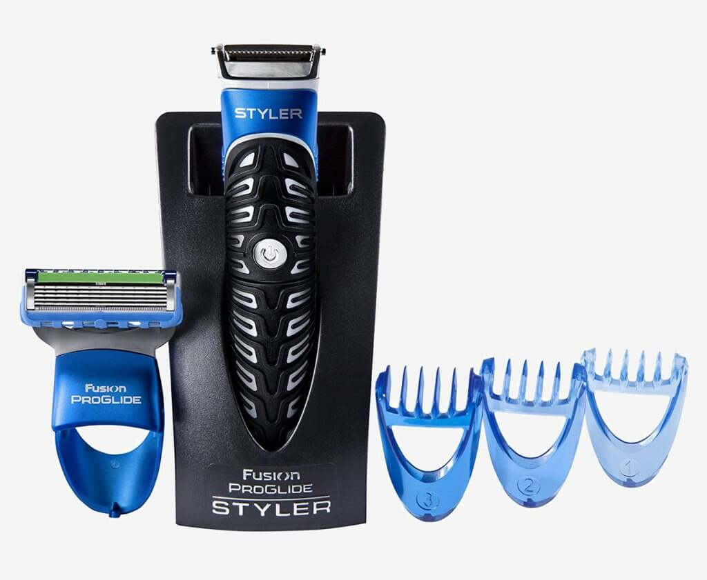 Gillette Fusion ProGlide Men's Razor Styler 3-in-1