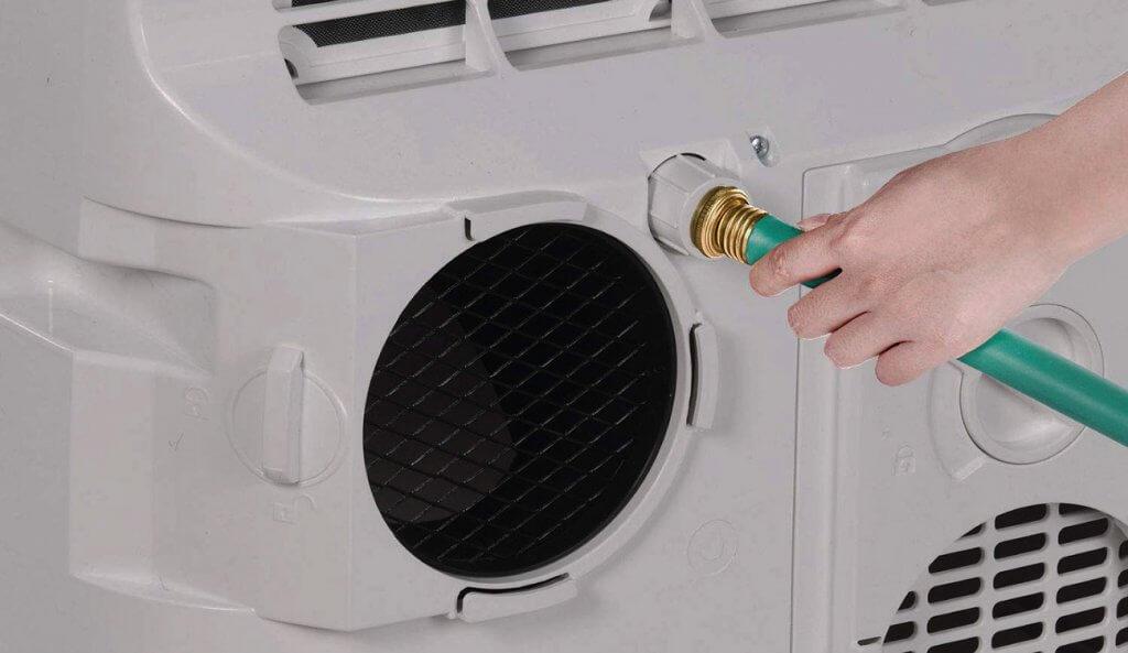 Honeywell MN10CESWW drain system