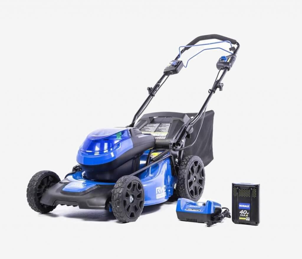 Kobalt 40-Volt Cordless Lawn Mower