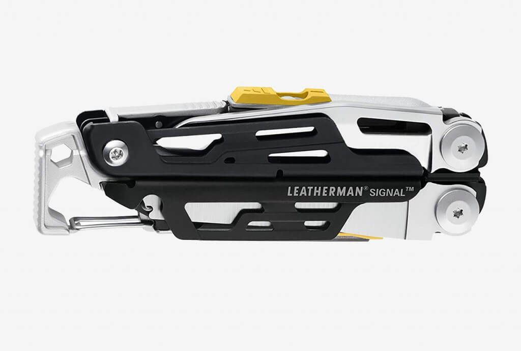 Leatherman Signal Multi-Tool folded
