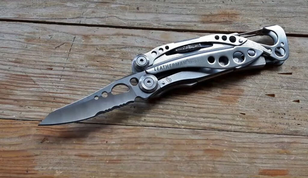Leatherman Skeletool Multi-Tool knife