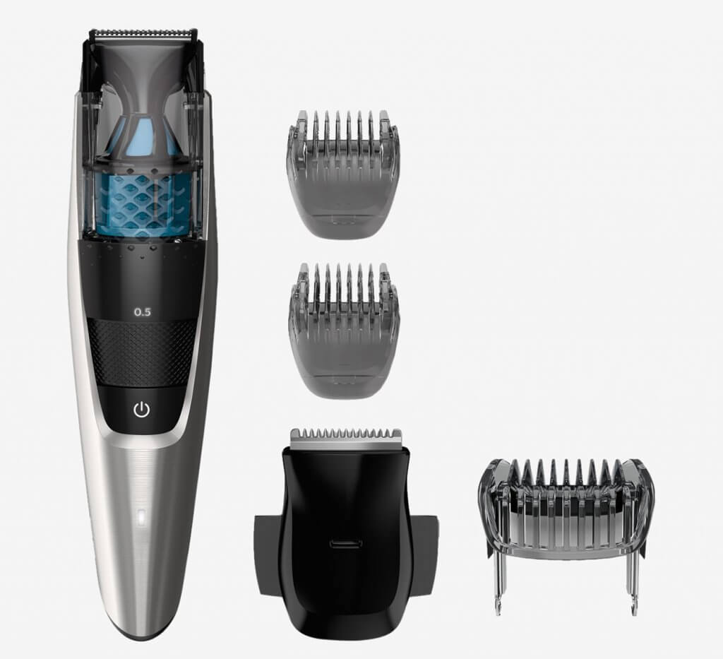 Philips Norelco Beard Trimmer with Vacuum