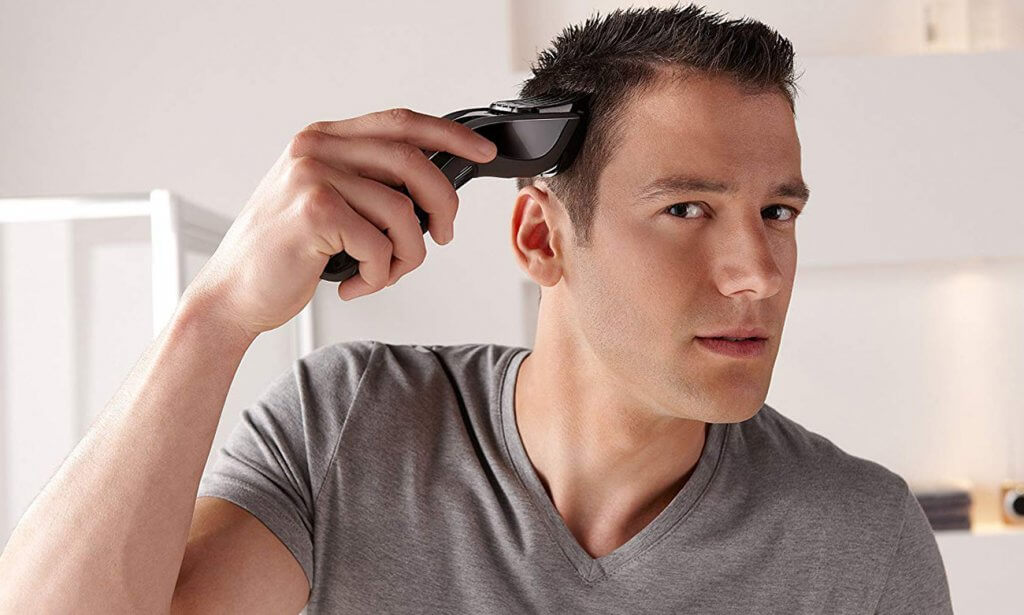 Philips Norelco Hair Clippers Series 7100 cutting sides