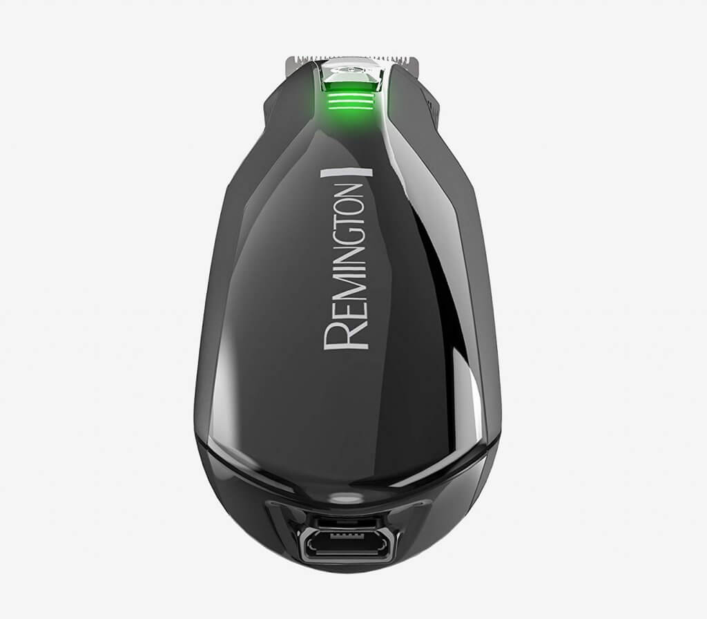 Remington All-In-One Lithium Powered Grooming Kit power plug