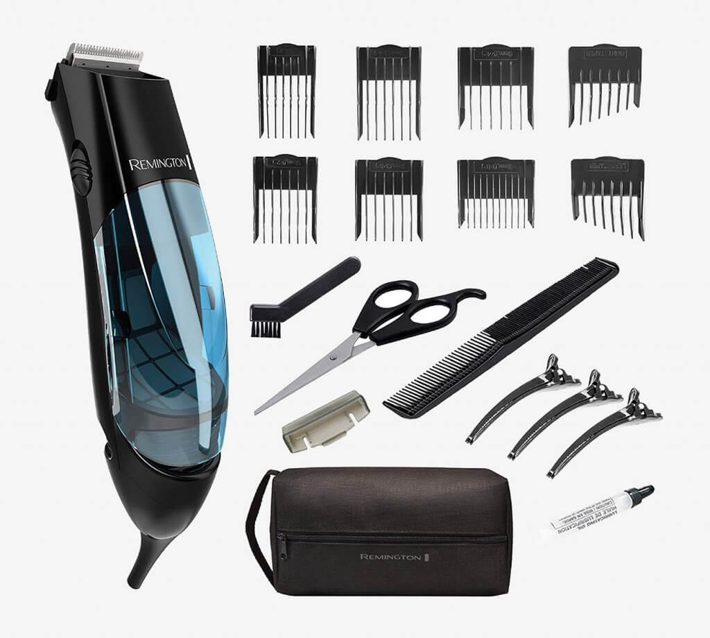 Remington Vacuum Haircut Kit