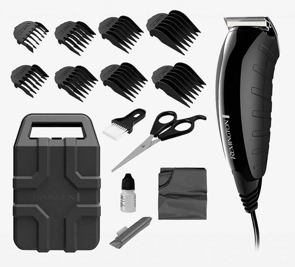 Remington Virtually Indestructible Haircut Kit And Beard Trimmer