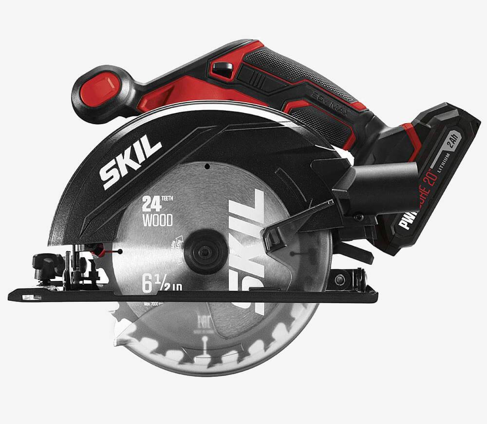SKIL 20V 6-12 Inch Cordless Circular Saw