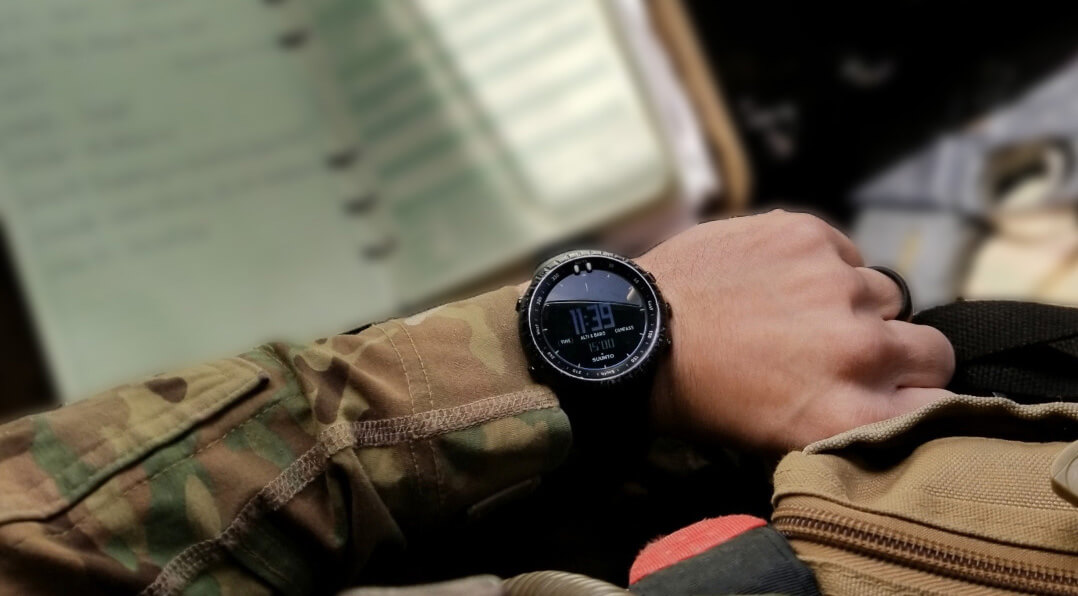 Suunto Core tactical watch