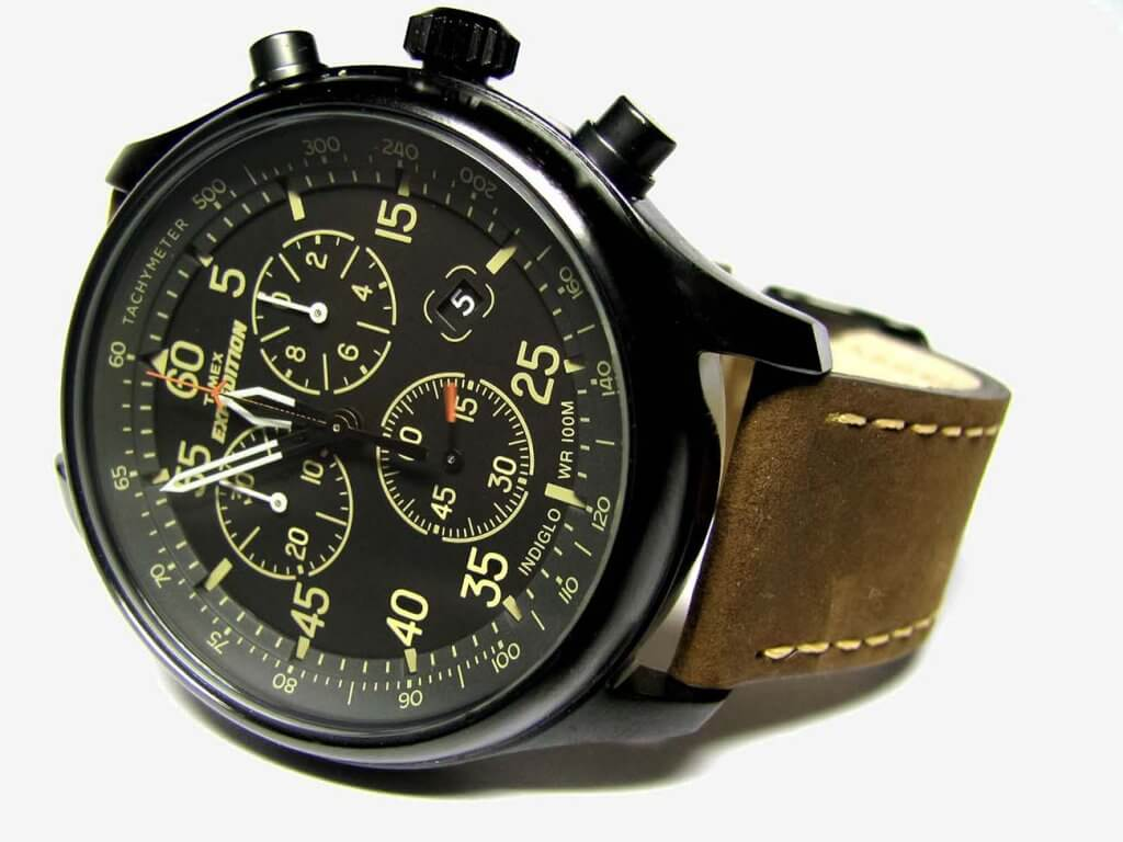 Timex Mens Expedition front