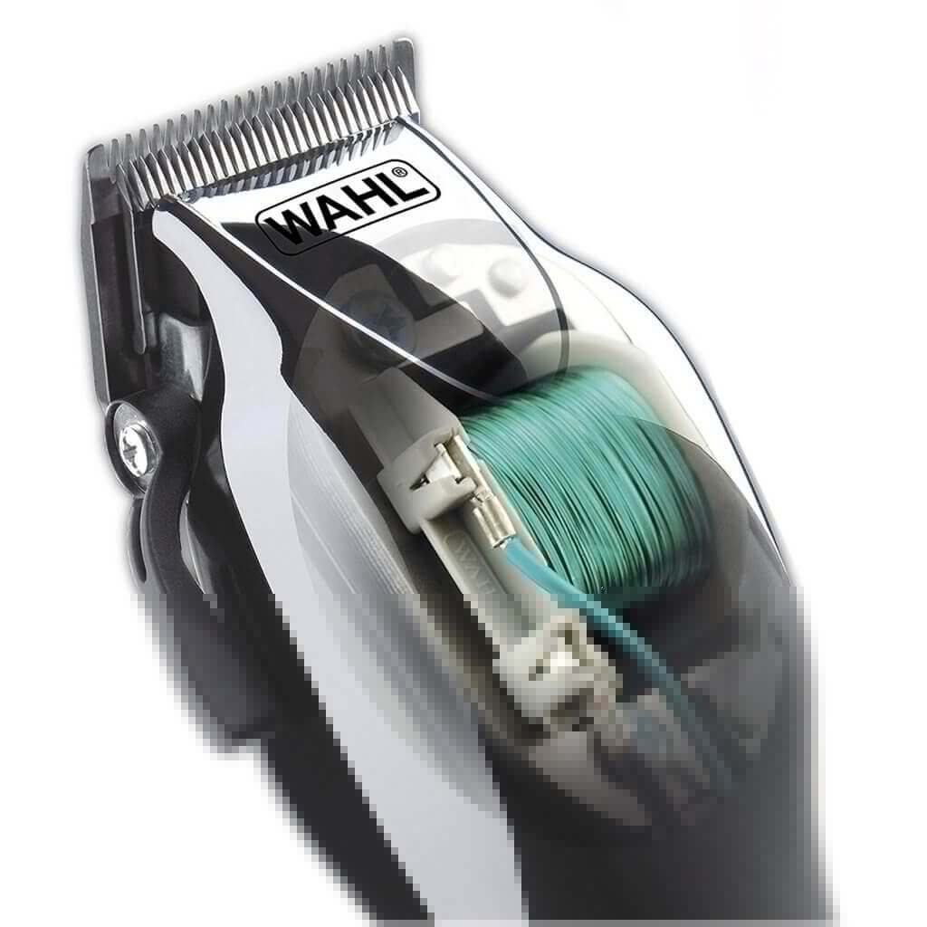 Wahl Chrome Pro Haircut Clipper Powerdrive