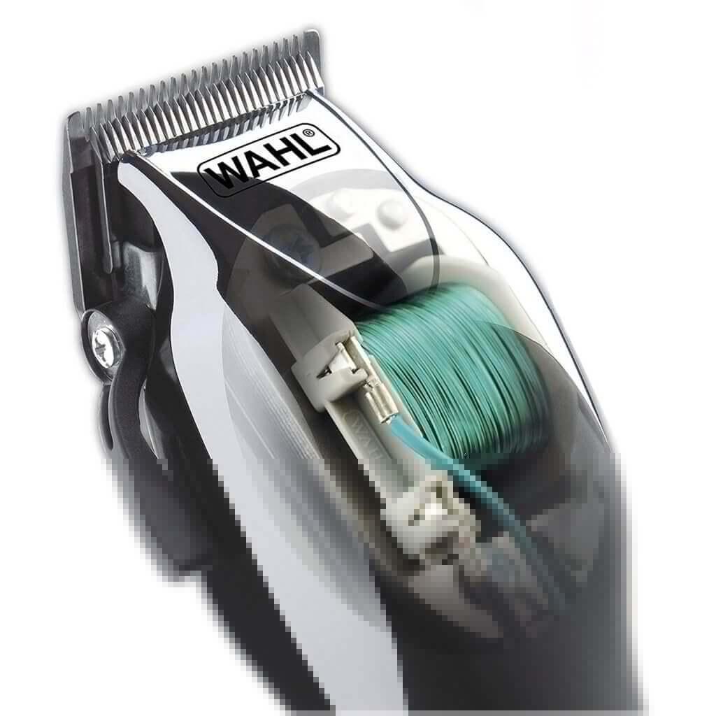 Wahl Chrome Pro Haircut Clipper Powerdrive