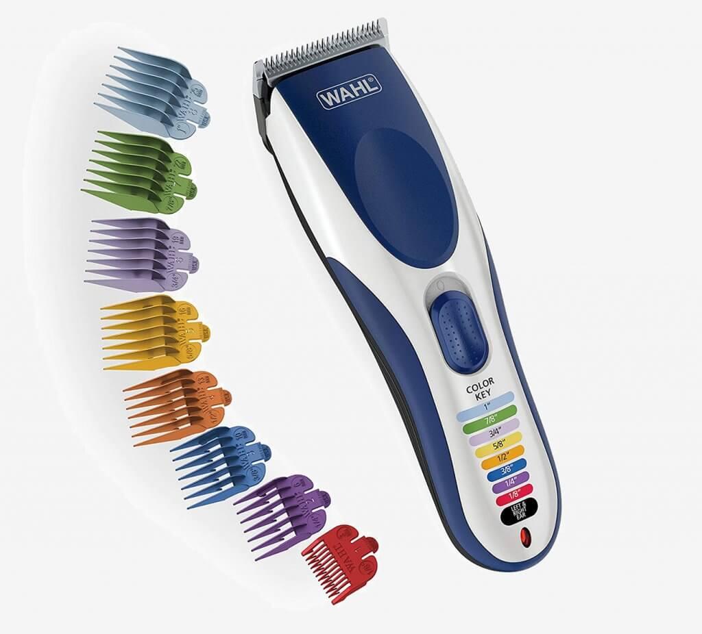 Wahl Color Pro Cordless Complete Haircut Kit