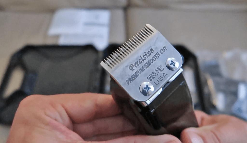 Wahl Elite Pro High-Performance Haircut Kit blade