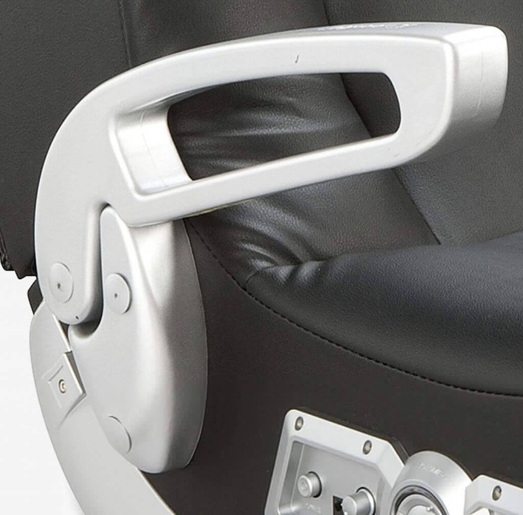X Rocker II Model 5143601 arm rest