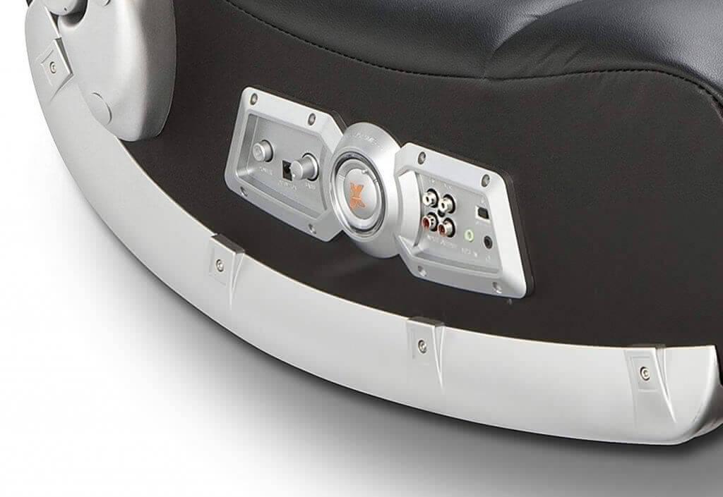 X Rocker II Model 5143601 controls