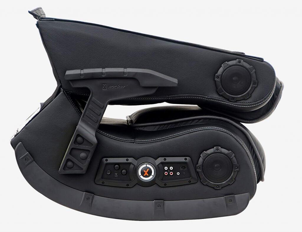 X Rocker Pro Series HD Model 51259 folded