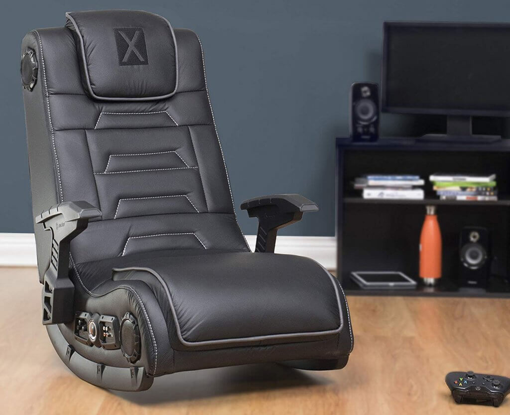 X Rocker Pro Series HD Model 51259 in living room
