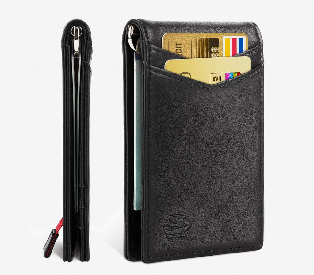 Zitahli Bi-Fold RFID Wallet