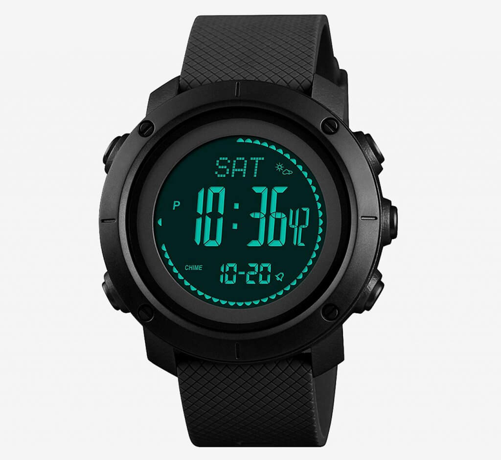 cnBro Digital Watch