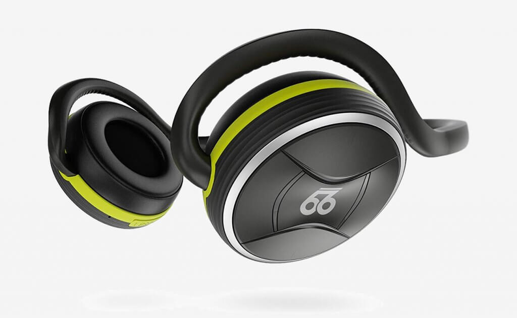 66 Audio BTS Pro Wireless Running Headphones