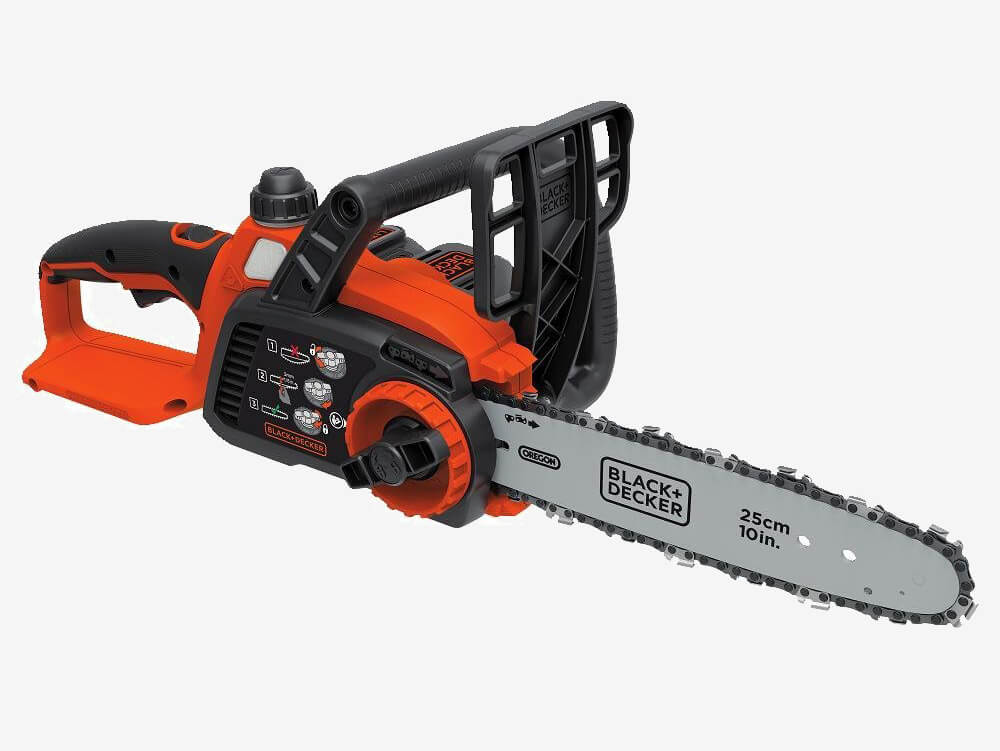 BLACK+DECKER LCS1020 Cordless Electric Chainsaw