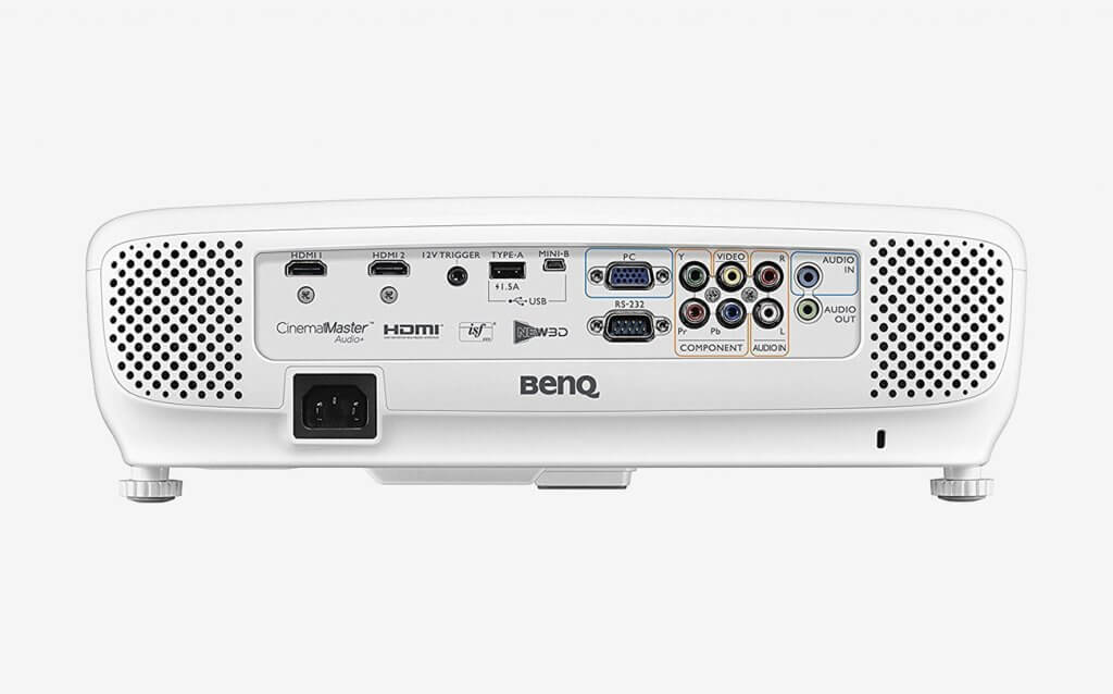 BenQ HT2050A Mini Projector back