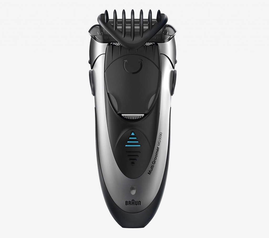 Braun MG5090 Mens Electric Shaver 3-In-1