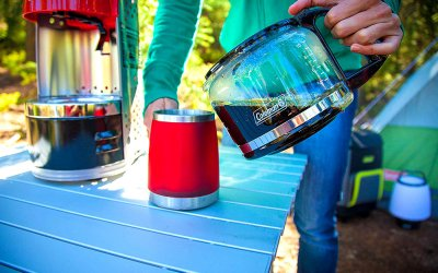 Best Camping Coffee Maker [2020]