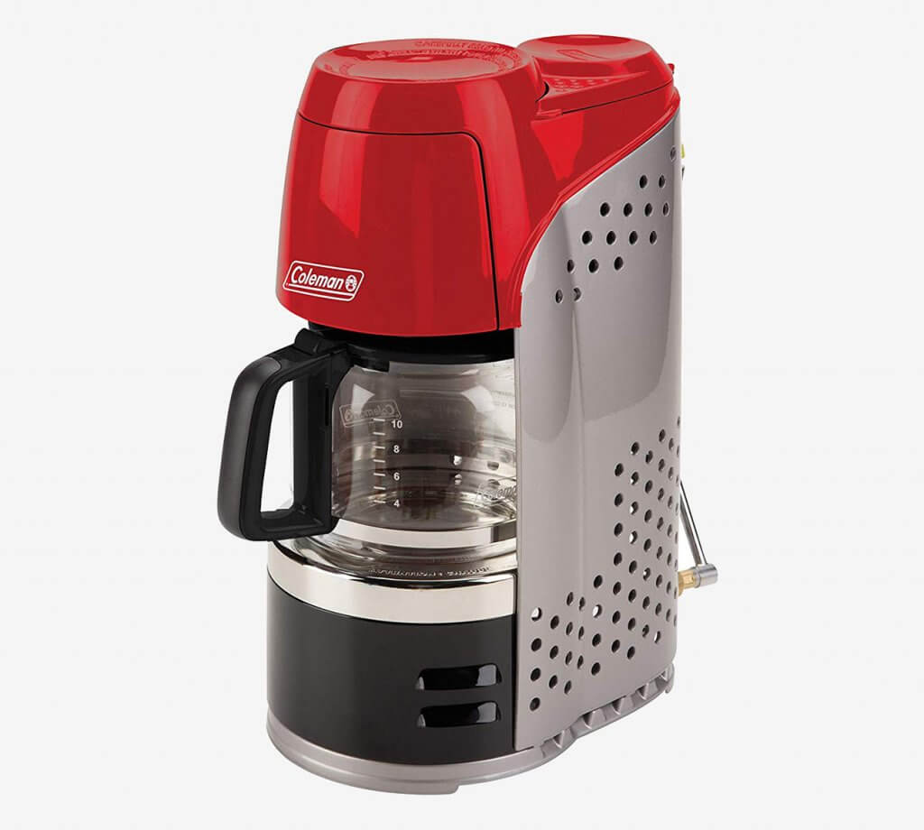 Coleman QuikPot Propane Camping Coffee Maker