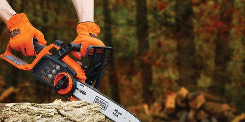 Best Electric Chainsaw [2019]