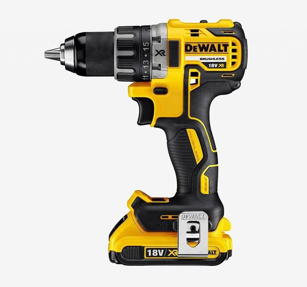 DEWALT 20V MAX XR Brushless Drill & Driver (DCD791D2)