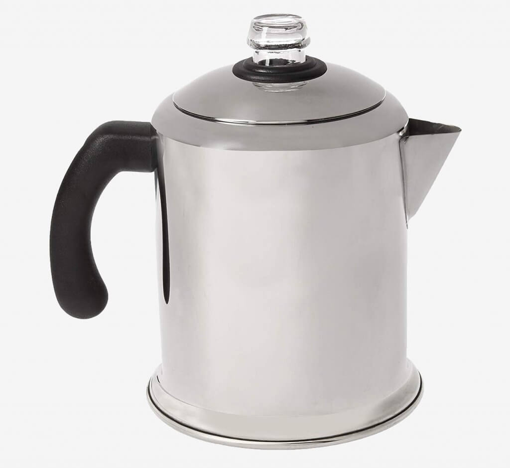 Farberware Classic Stainless Steel Stovetop Percolator (50124)