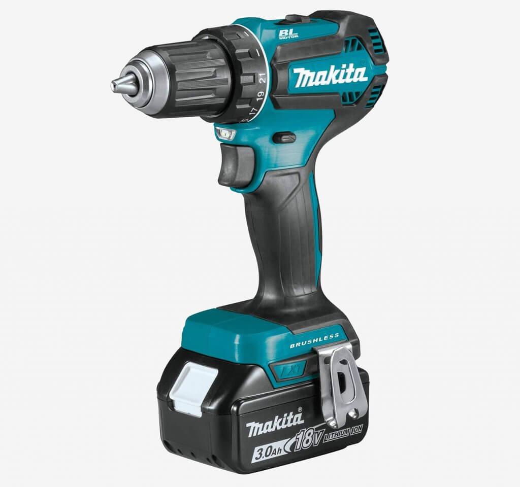 Makita 18V LXT Brushless Drill & Driver (XFD131)