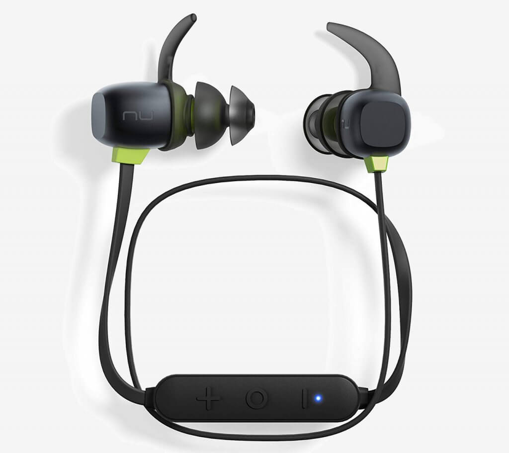 Optoma NuForce BE Sport4 Wireless Running Earphones