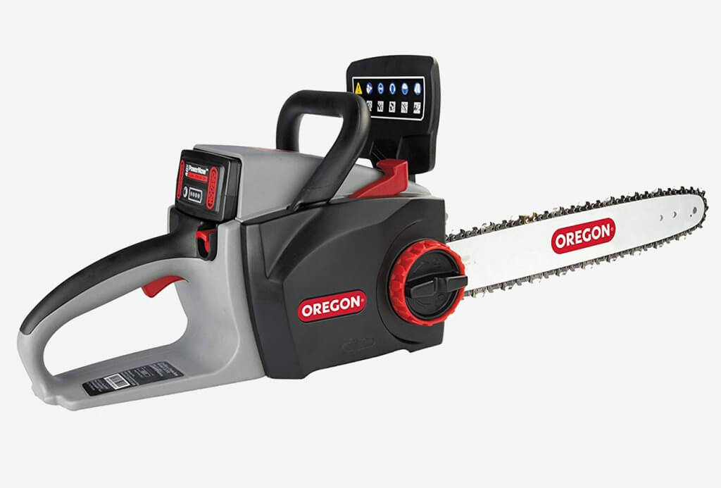 Oregon Cordless CS300-A6 Electric Chainsaw