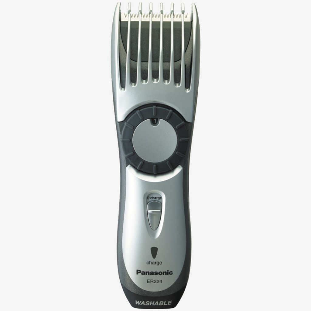 Panasonic ER224S Mens Cordless Body Groomer